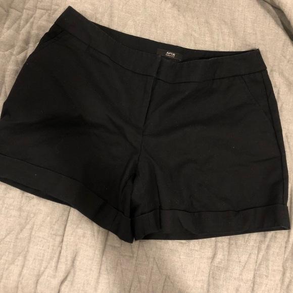 Apt. 9 Pants - Black Apt.9 Shorts.